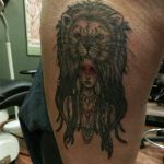 Shacee's lion girl by MyHedHertz