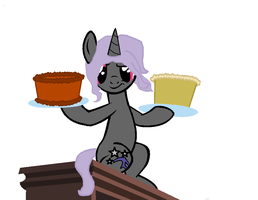 Which cake? by Creepypastagirl16662
