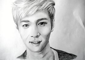 ZHANG YIXING by DaianaVilca