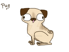 PUG by miss-manami