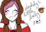 Daddy's little baby by KimikoEmiSama