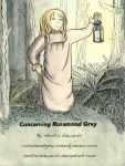 Cover Page of Concerning Rosamond Grey by Hestia-Edwards