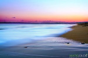 Charming colors of a dying day 2 by maticgolob