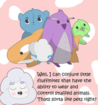Fluffin Questions 5. Fluffmiliar by AskTheFluffyWitch