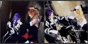 Vocaloid: Gakupo and Rin Cantarella by PrincessUnicorn-Sama