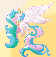 Celestia by theperfecta