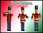 Toy Soldier Marching Band by Stock-by-Dana