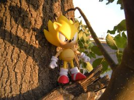 Classic super sonic by PokepictureFigurefun