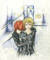 I would miss you Roxas by Ika115