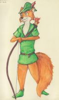 Robin Hood by 22DreamOfMidnight22