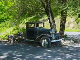 1934 Ford Truck Faux HDR by Daniel-Storm