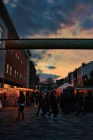 Camden Market - London by JSWoodhams