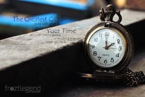 Time - Quote by froztlegend