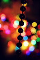 Christmas Light Bokeh by shaina74