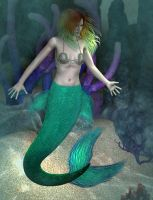 Mermaid Genesis 2 Female Preview by SickleYield