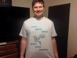 my brony shirt by Rakkard