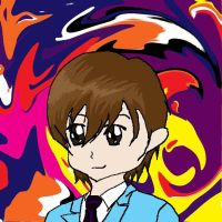 Haruhi picture by PrismsPalette