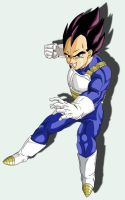 Vegeta another lover by cougermiau