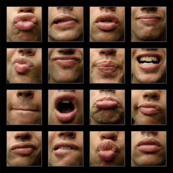 Lips by indorock