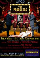 The Producers Poster B by crazy13