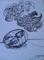Surreal Doodle by Tornquist