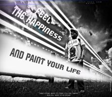 Paint your life by MazenShehab