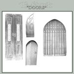 Door Brushes by E-Stock