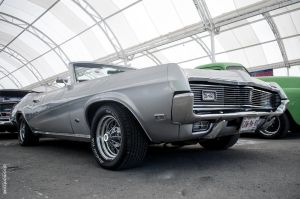 Mercury cougar by abomontage