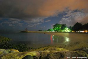 at sanur bali by bloodkeniten
