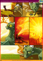 Accidental Elemental: Woe to the Unique, pg 8 by SekoiyaStoryteller
