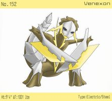 No. 152 - Venexon by thyghostboy
