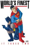 World's Finest - It Takes Two by Julianlytle