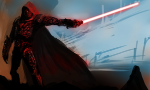 Unfinished Sith by JoshuaCadogan