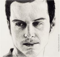 Andrew Scott by Feyjane