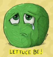 Lettuce Be by stuartmcghee