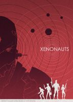 Xenonauts Digital Novel Cover by IgnusDei