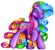 Rainbowberry by PrettyWitchDoremi