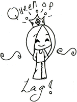 Gaia zOMG Queen of Lag by FyreLilly