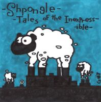 Shpongle - Tales cover by gowsk