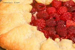 Raspberry galette 2 by patchow