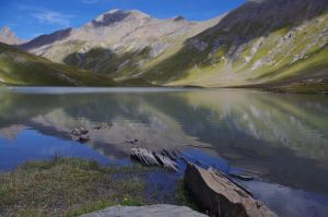 Lac du Goleon by CleaLlyfr
