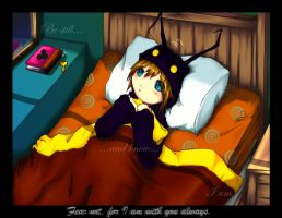 Little Sora Fear Not by Falsetto-Waltz