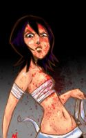 Bloody Rath of Rukia by Mizers