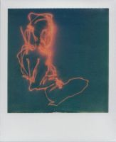 Laser Pointer Painting by woywood