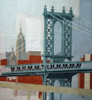 Puente  de Manhattan by rpintor