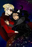 Homestuck: Witch and Knight by mansly