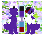 R: Ace the Fox Reference by sissysonikku