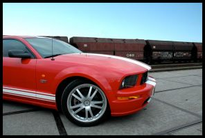 Mustang GT: Detroit Muscle by Vipervelocity