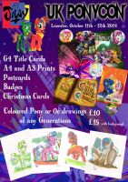 UK Ponycon its a thing Jowy's doing by Jowybean