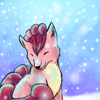 Flame in the Snow by emptyvoids